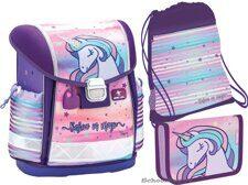 cfbe8dc2a2ce Облегченные школьные ранцы рюкзаки 1-4 класс до 990 грамм для ...